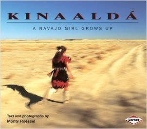 Cover: Kinaaldá: A Navajo Girl Grows Up