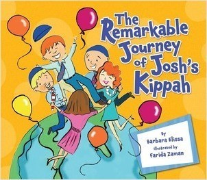 Cover: The Remarkable Journey of Josh's Kippah