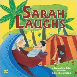 Cover: Sarah Laughs