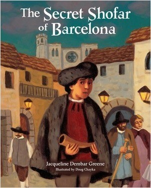 Cover: The Secret Shofar of Barcelona
