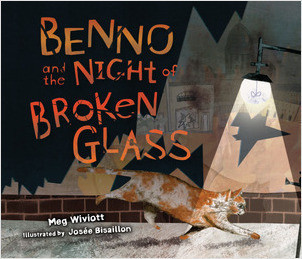 Cover: Benno and the Night of Broken Glass