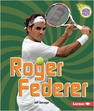 Cover: Roger Federer