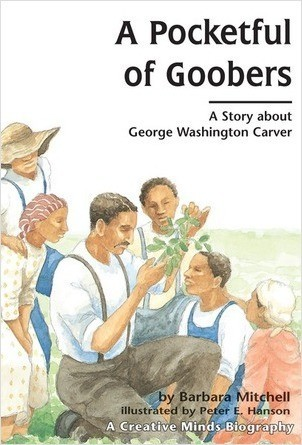 Cover: A Pocketful of Goobers: A Story about George Washington Carver
