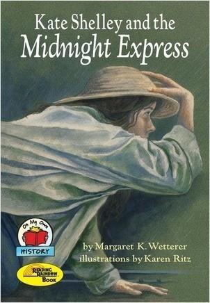 Cover: Kate Shelley and the Midnight Express