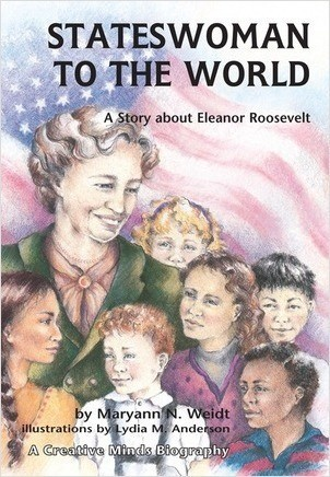 Cover: Stateswoman to the World: A Story about Eleanor Roosevelt