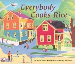 Cover: Everybody Cooks Rice