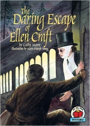 Cover: The Daring Escape of Ellen Craft