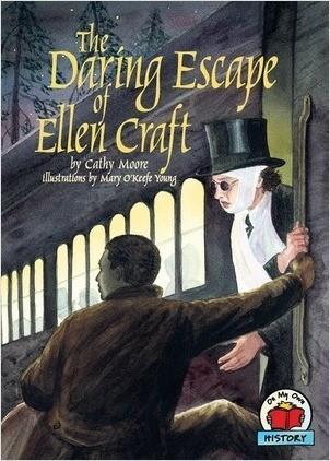 Cover: The Daring Escape of Ellen Craft
