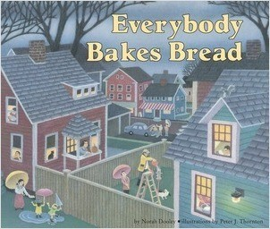 Cover: Everybody Bakes Bread