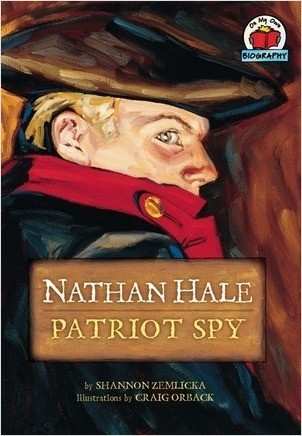 Cover: Nathan Hale: Patriot Spy