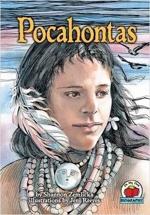 Cover: Pocahontas