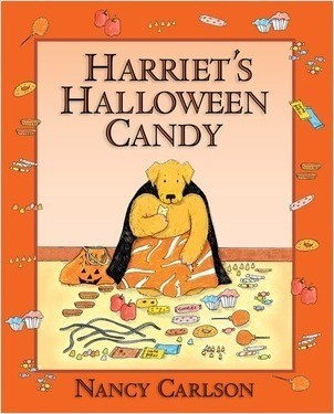 Cover: Harriet's Halloween Candy, 2nd Edition