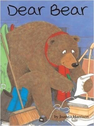 Cover: Dear Bear