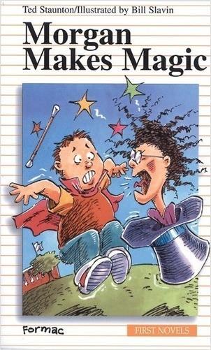 Cover: Morgan Makes Magic