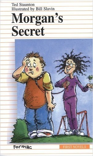 Cover: Morgan's Secret