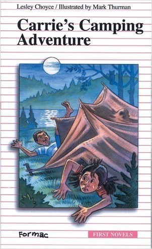 Cover: Carrie's Camping Adventure