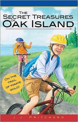 Cover: The Secret Treasures of Oak Island