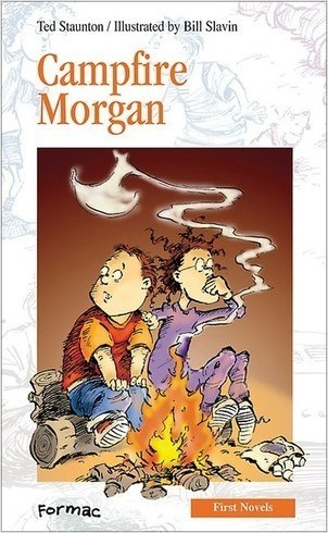 Cover: Campfire Morgan