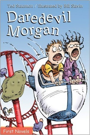 Cover: Daredevil Morgan