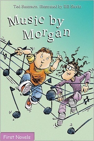 Cover: Music By Morgan