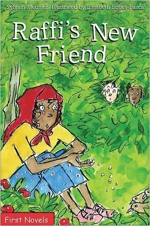 Cover: Raffi's New Friend