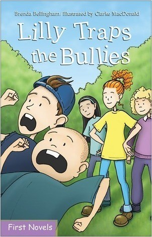 Cover: Lilly Traps the Bullies