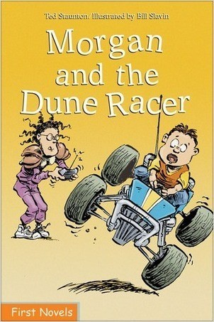 Cover: Morgan and the Dune Racer