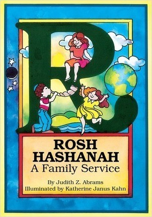 Cover: Rosh Hashanah: A Family Service