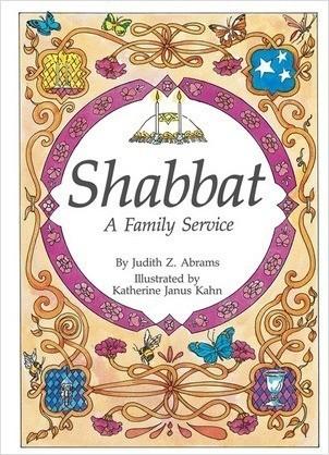 Cover: Shabbat: A Family Service