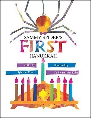 Cover: Sammy Spider's First Hanukkah