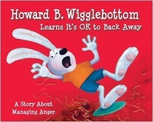 Cover: Howard B. Wigglebottom Learns It's OK to Back Away: A Story About Managing Anger