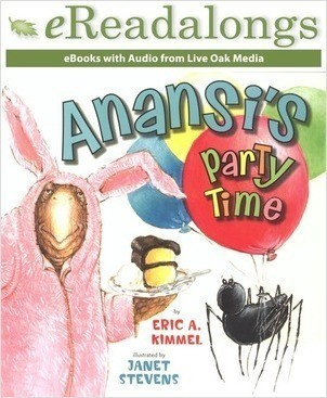 Cover: Anansi's Party Time