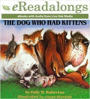 Cover: The Dog Who Had Kittens