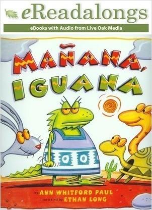 Cover: Mañana, Iguana