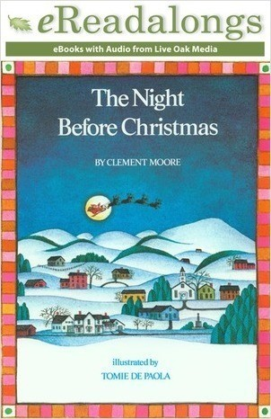 Cover: The Night Before Christmas