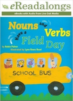 Cover: Nouns and Verbs Have a Field Day