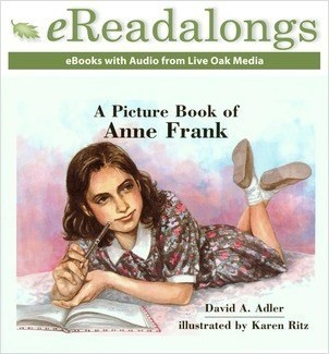 Cover: A Picture Book of Anne Frank