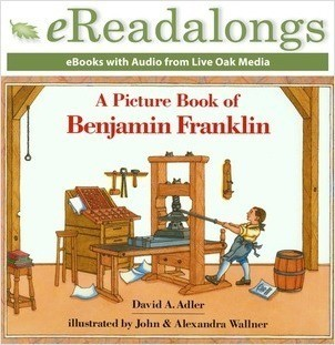 Cover: A Picture Book of Benjamin Franklin