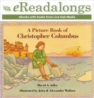Cover: A Picture Book of Christopher Columbus