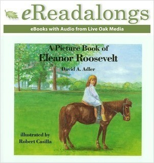 Cover: A Picture Book of Eleanor Roosevelt