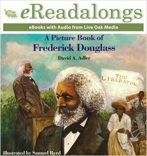 Cover: A Picture Book of Frederick Douglass