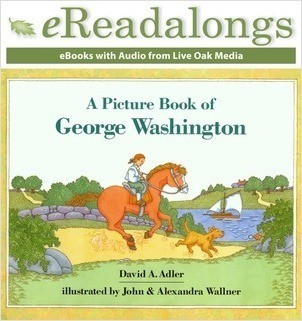 Cover: A Picture Book of George Washington
