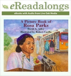 Cover: A Picture Book of Rosa Parks