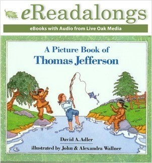 Cover: A Picture Book of Thomas Jefferson