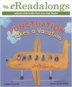 Cover: Punctuation Takes a Vacation