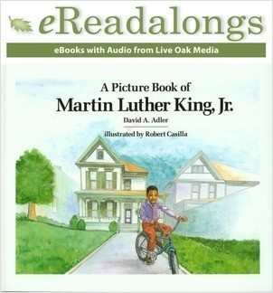 Cover: A Picture Book of Martin Luther King, Jr.