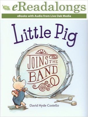 Cover: Little Pig Joins the Band