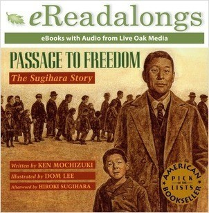 Cover: Passage to Freedom: The Sugihara Story