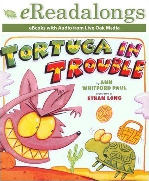 Cover: Tortuga in Trouble