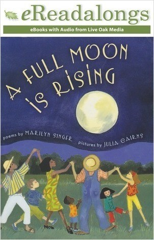 Cover: A Full Moon is Rising